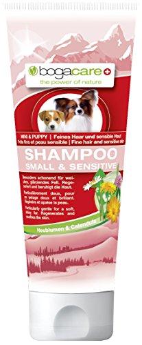 Bogacare Ubo0488 Shampoo Small und Sensitive für Hund, 200 ml