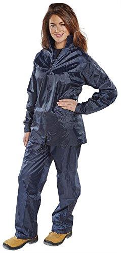 B Dri Weatherproof ETC Rain Suit Yellow Medium [Misc.] - Bleu - Bleu Marine - XXXXX-Large