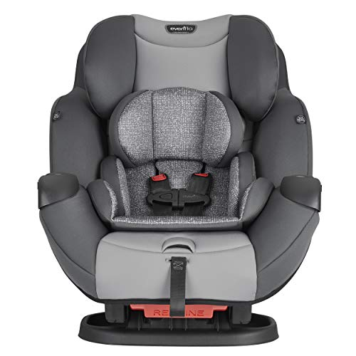 Symphony Sport All-in-One Car Seat, Gray Ash