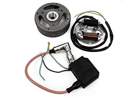 Elektronische Zündung CDI 12V Hercules GT MK 2 3 4 Sachs 501 Puch Maxi