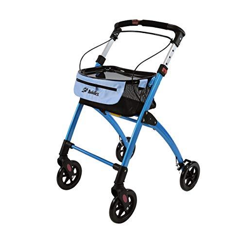 Rollator Jaguar - Voor Binnenshuis - Blauw