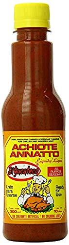 Achiote Liquid 330ml by El Yucateco