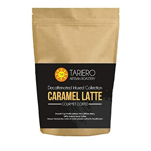 Tariero Artisan Roastery Decaf Caramel Latte Ground Coffee 100G
