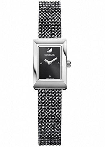 Swarovski Damen Analog Quarz Uhr mit Edelstahl Armband 5209190