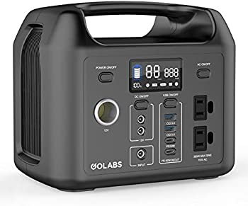 Golabs R300 299Wh Portable Power Station with LiFePO4 Battery