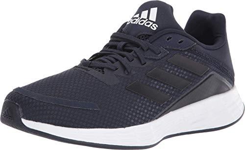 adidas Men's Duramo Superlite Running Shoe, Ink/Black/Indigo, 13.5