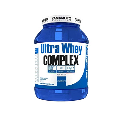 Yamamoto Nutrition Ultra Whey Complex, Double Chocolate, 2.24 kg