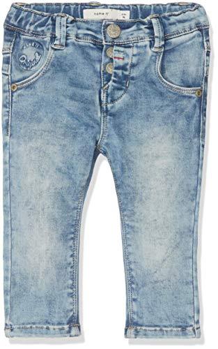 NAME IT Baby-Jungen NBMSOFUS DNMCLAS 1159 Pant NOOS Jeans, Blau (Light Blue Denim), (Herstellergröße:68)