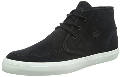 Lacoste Men's Sevrin Mid 316 1 Lace Up Casual Sneaker Black 10 M US