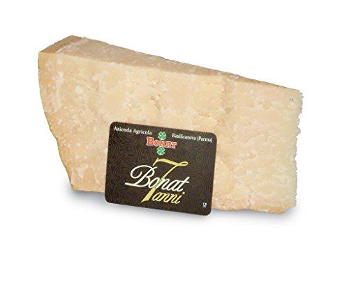 Azienda Agricola Bonat - Parmigiano Reggiano - 3 stucke 500 g GRAN RISERVA - 4 jahren + 5 jahren + 7 jahren