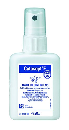 Cutasept F Spray, 50 ml