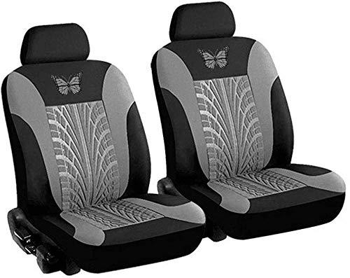 Estilo Universal Conjunto Completo Mariposa 3D Impresión de neumáticos Accesorios Interiores Protector de automóvil Cubierta de Asiento de automóvil Evolutions