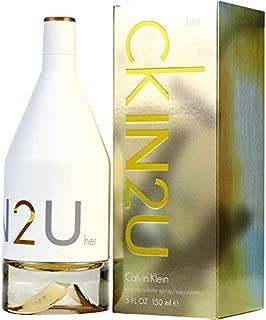 CK IN2U by Ca|vin K|ein For her EDT Spray 5 OZ.