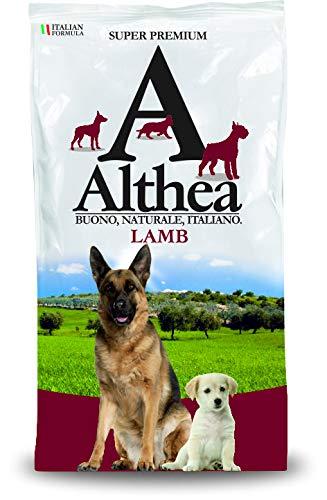 Althea Masseria, Cibo Monoproteico per Cani Adulti, Taglia Media/Grande - 15000 gr