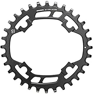 SRAM Steel 11S 30T 94 C Ring X-Sync, Black