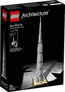 LEGO Architecture 21055 Burj Khalifa Landmark Building Set
