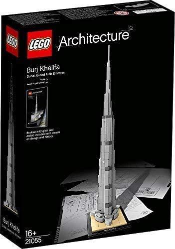 Architecture-Burj Khalifa by LEGO