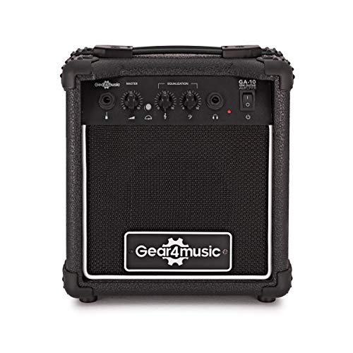 10W Electric Guitar Practice Amp by Gear4music
