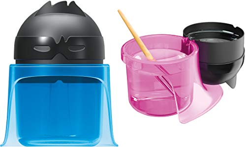 Maped - Pinsel-Becher/Wasser-Becher COLOR'PEPS - blau, pink - zufällige Farbauswahl