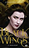 Black wings, tome 6 : Black heart par Henry