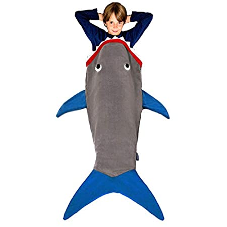 shark blanket or sleeping bag image