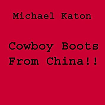 Cowboy Boots From China