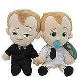 The Boss Baby Plush Toys Cartoon Dolls Creative Soft Stuffed Animal Stich for Children Birthday Xmas Gifts 20CM