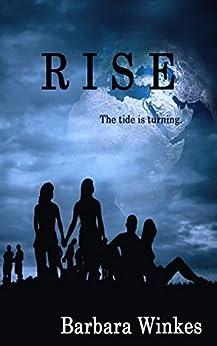 RISE: A Lesbian Paranormal Suspense Novel by [Barbara Winkes]