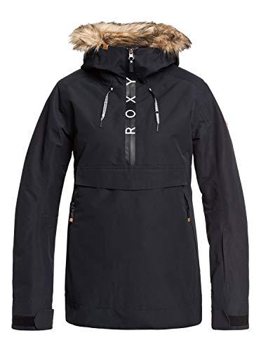 Roxy Damen Shelter Skijacke schwarz S
