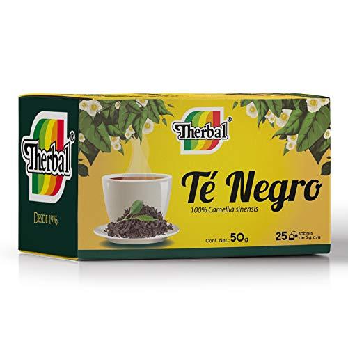Therbal Té Negro - 25 Sobres