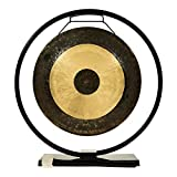"""14"""" Gongs on the Au Courant Gong Stand"""