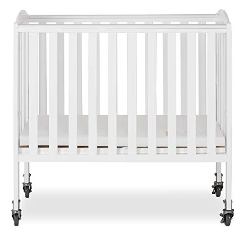One Hand Drop Side Crib - 7