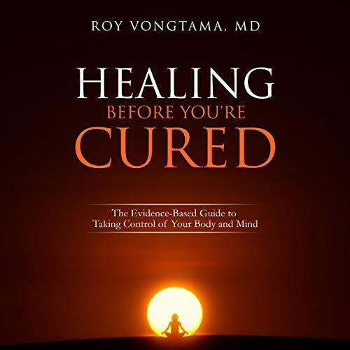 Healing Before You're Cured audiobook cover art