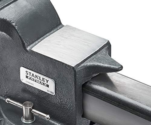 STANLEY 1-83-068 - Tornillo de banco de carga pesada Maxsteel 150mm