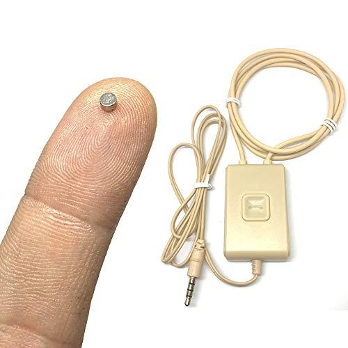 Auricular Nano V3 Bluetooth KIT COMPLETO (Negro)