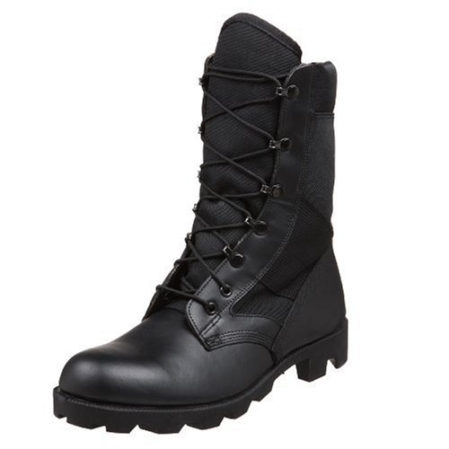 Big Sale Best Cheap Deals Wellco Men's B130 Imported HW Jungle Combat Boot,Black,8 M