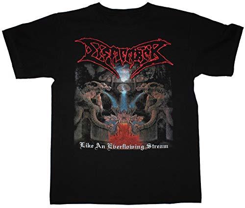 Dismember Like An Everflowing Stream Death Benediction Black Men T-Shirt