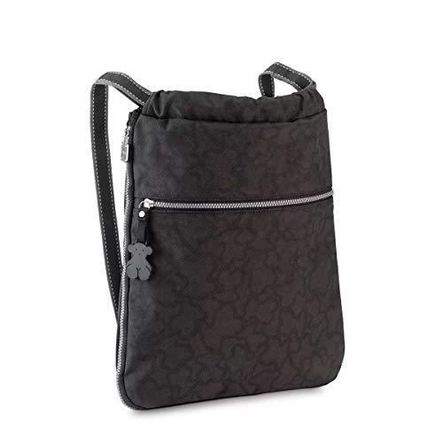 Mochila Kaos New Colores en color antracita-negro