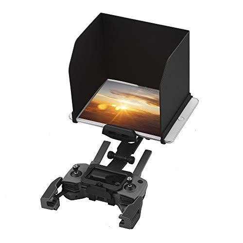 HeiyRC Tablet Monitor Sun Hood Sunshade for DJI Mavic pro,Mavic Mini 2,Mavic Air,Spark,Mavic 2 Zoom,Phantom 3 4,Inspire Drone,for iPad Mini 8' Tablet