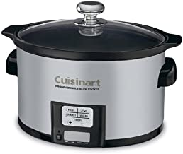 Cuisinart PSC350 3.5 Quart Programmable Slow Cooker