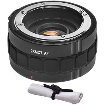 Vivitar Nikon D800 2x Teleconverter 4 Elements Nwv Direct Microfiber Cleaning Cloth.