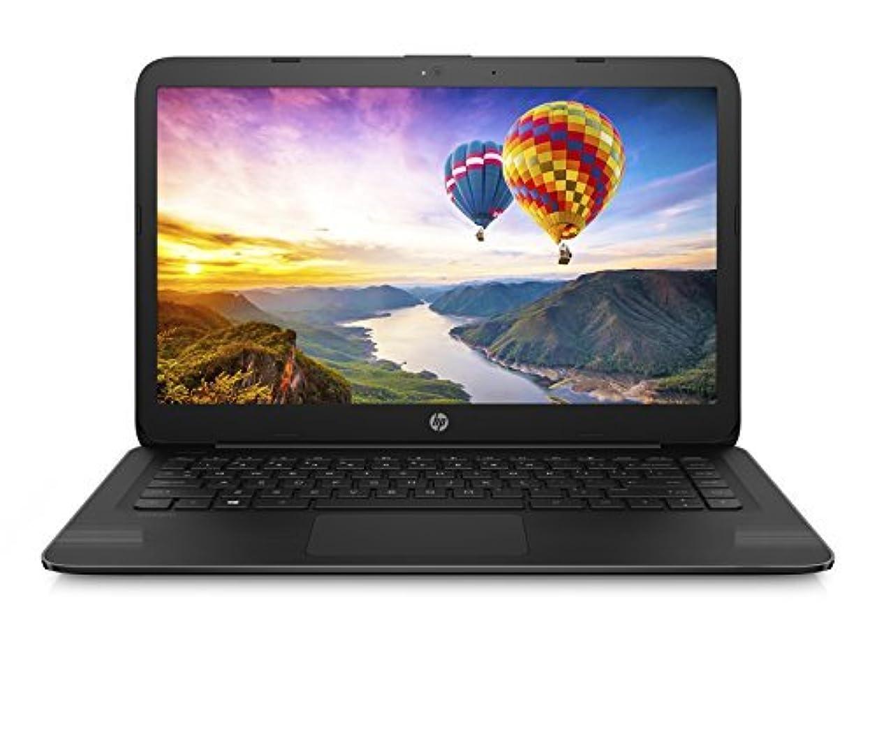 マリナー文房具宙返りHP 14 Inch Stream Laptop Intel Celeron N3060 Processor 4GB RAM 32GB eMMC 1-year Office 365 Personal included HDMI [並行輸入品]