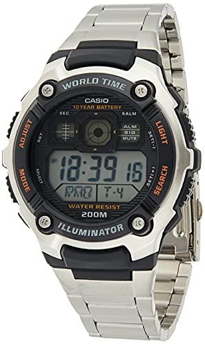 Casio Collection Herren-Armbanduhr AE 2000WD 1AVEF