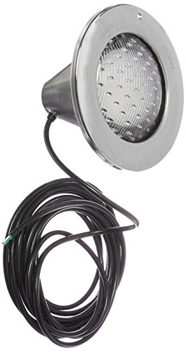 Hayward SP0583SL30 AstroLite Pool Light, Stainless Steel Face Rim, 120-Volt 30-Foot Cord