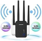 Best External Wifi Range Extenders - WiFi Range Extender, AC1200 WiFi Extender Up to Review