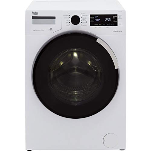 Beko WY124PT44MW 12Kg Washing Machine with 1400 rpm - White
