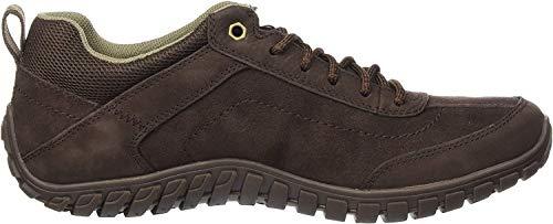 Caterpillar P721360_43, Chaussures de Trekking Homme, Brown