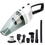 Handheld Cordless Vacuum Cleaner, BOLWEO DC 12V Portable Car Vacuum Cleaner for...