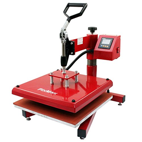 PixMax 38cm x 38cm Swing Heat Press...