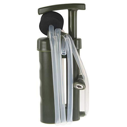 Bigpea Purificador de filtro de agua Pure Easy 0.1 2000L de cerámica soldado filtro de agua al aire libre supervivencia camping emergencia